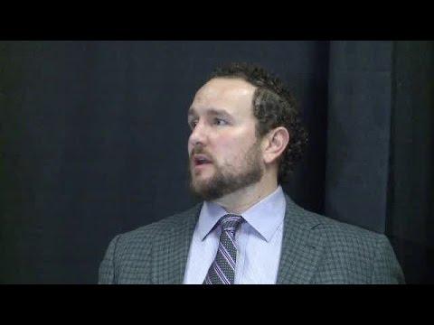 Head coach Gary Graham interview 2-26-17