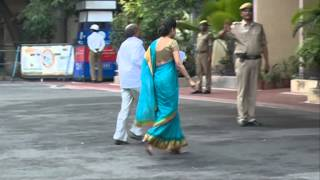 ias smitha sabarwal walking visuals