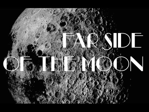 Seeing the Moon's Farside for the First Time