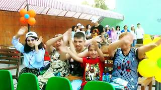11 августа 2018 года. Таджикистан. Бахористон. Благотворительный праздник.