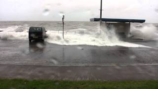 North Wales Storm Surge - Dec 2013