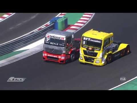 ETRC - Hungaroring 2016 - Highlights