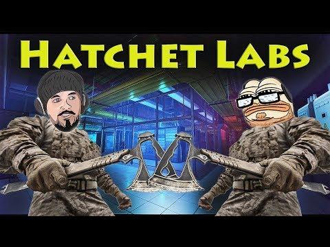 Hatchet Labs /w ChickPrism - Escape From Tarkov