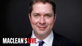 REPLAY: Andrew Scheer in conversation with Paul Wells