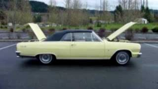 1964 CHEVY SS MALIBU CONVERTIBLE - A REAL BEAUTY  - SOLD!