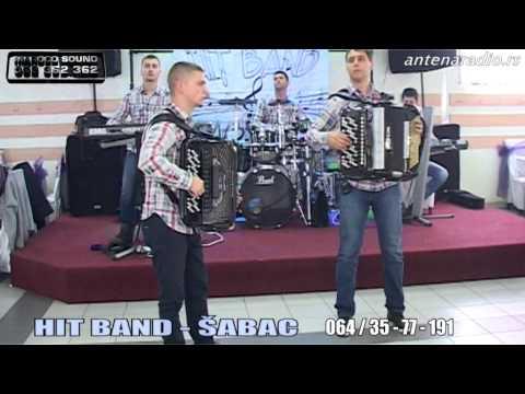 HIT Band Sabac   Kolo za Domacina, svadba,...