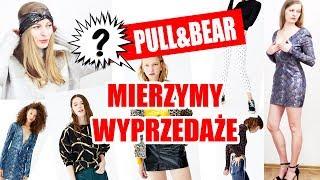 MIERZYMY WYPRZEDAŻE: PULL&BEAR HAUL! | ShoeLove