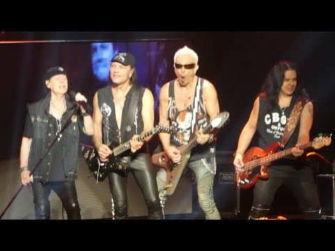"""No One Like You"" Scorpions@Madison Square Garden New York 9/16/17"