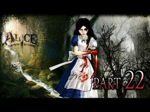 Alice: Madness Returns Часть 22 Последний ключ