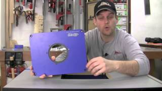Kreg Router Table Assembly Product Tour