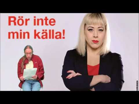 """Nytida Trehörna """"Den Talande Tidningen"""" nr 1 Massmedier"""