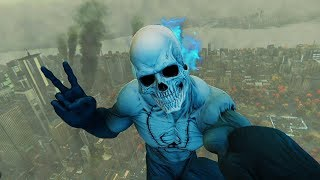 ДРУЖЕЛЮБНЫЙ СОСЕД ЧЕЛОВЕК ПАУК! SPIDER-MAN PS4 #6 КОНЦОВКА СЮЖЕТА