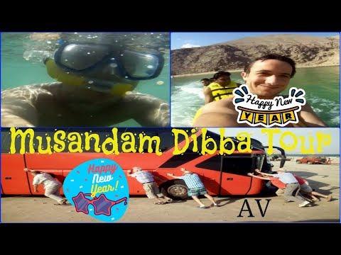 Vlog: Dubai travel guide: Musandam Dibba Tour | Croaziera pe ocean, in Oman!