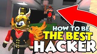COMMENT ÊTRE LE MEILLEUR HACKER !?! - Flee The Facility Roblox