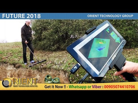 Future 2018 3D Imaging Gold Detetcor | Get it Now 00905074410706
