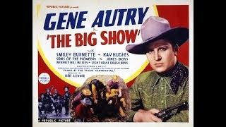When cowboy star tom ford disappears, wilson gets his double gene autry to impersonate him. but owes gangster rico $10,000 and arrives collect. ...