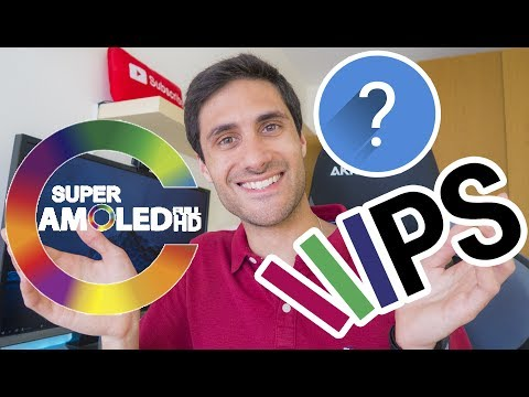 AMOLED vs IPS LCD - Qual o Melhor Ecrã / Tela ??