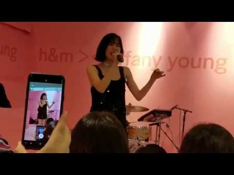 Tiffany Young  - Over My Skin Live
