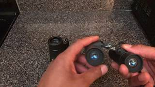 BINOCULARS VS MONOCULAR - WHAT IS THE DIFFERENCE