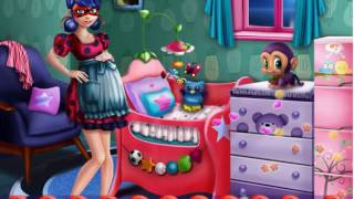 Ladybug -Ladybug Maternity Deco  -Game For Kids