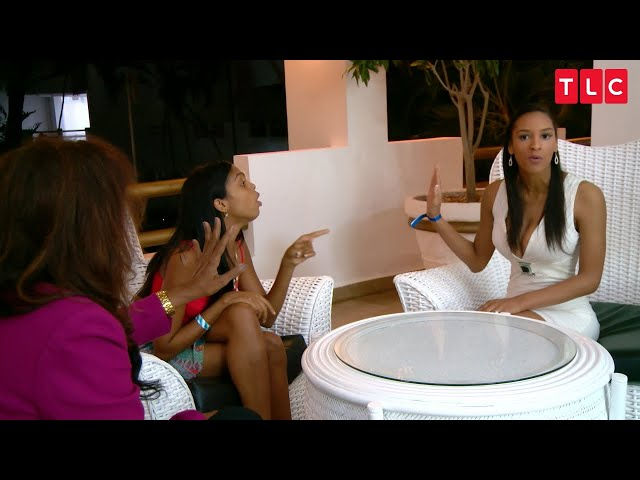 It\'s A Bilingual War Of Words When Chantel Faces Off With Pedro\'s Family