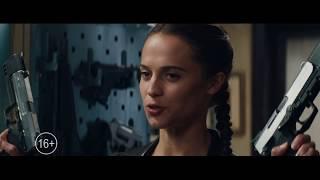 Tomb Raider: Лара Крофт – первый ролик