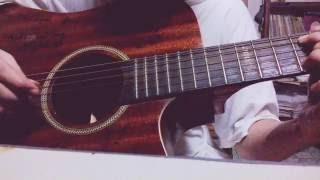 Tám chữ có- Lê Cát Trọng Lý (guitar cover)