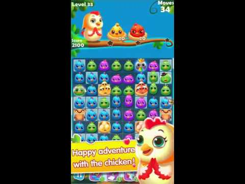 Chicken Splash 2 – Collect Eggs & Feed Babies 1
