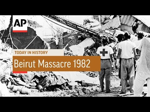Beirut Massacre - 1982 | Today In History | 16 Sept 17