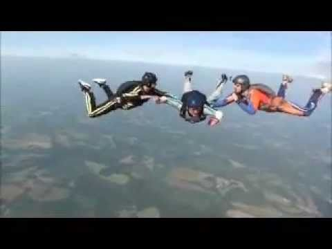 Skydiving AFP level 1 - Les Skydive...