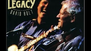 Doc Watson and David Holt - Tom Dooley - Legacy