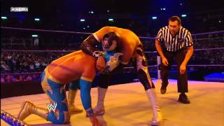 FULL-LENGTH MATCH - SmackDown - Sin Cara vs. Sin Cara - Mask vs. Mask Match