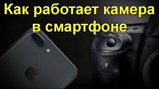 Как работает камера в смартфоне. Как все это работает на практике.