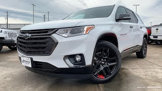 2019 Chevrolet Traverse Redline Edition - STYLISH FAMILY HAULER