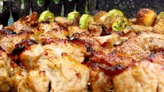 Рецепт шашлыка, маринад с бадьяном. Обзор-тест мангала от SmokeHouse