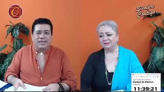 SIEMPRE CONTIGO en VIVO con la Dra. Raquel Levinstein y Manuel Orlando.