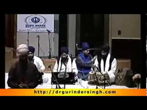Classical Keertan - Dr.Gurinder Singh Ji Batala Wale, Canada 20th Nov'13 (pm)
