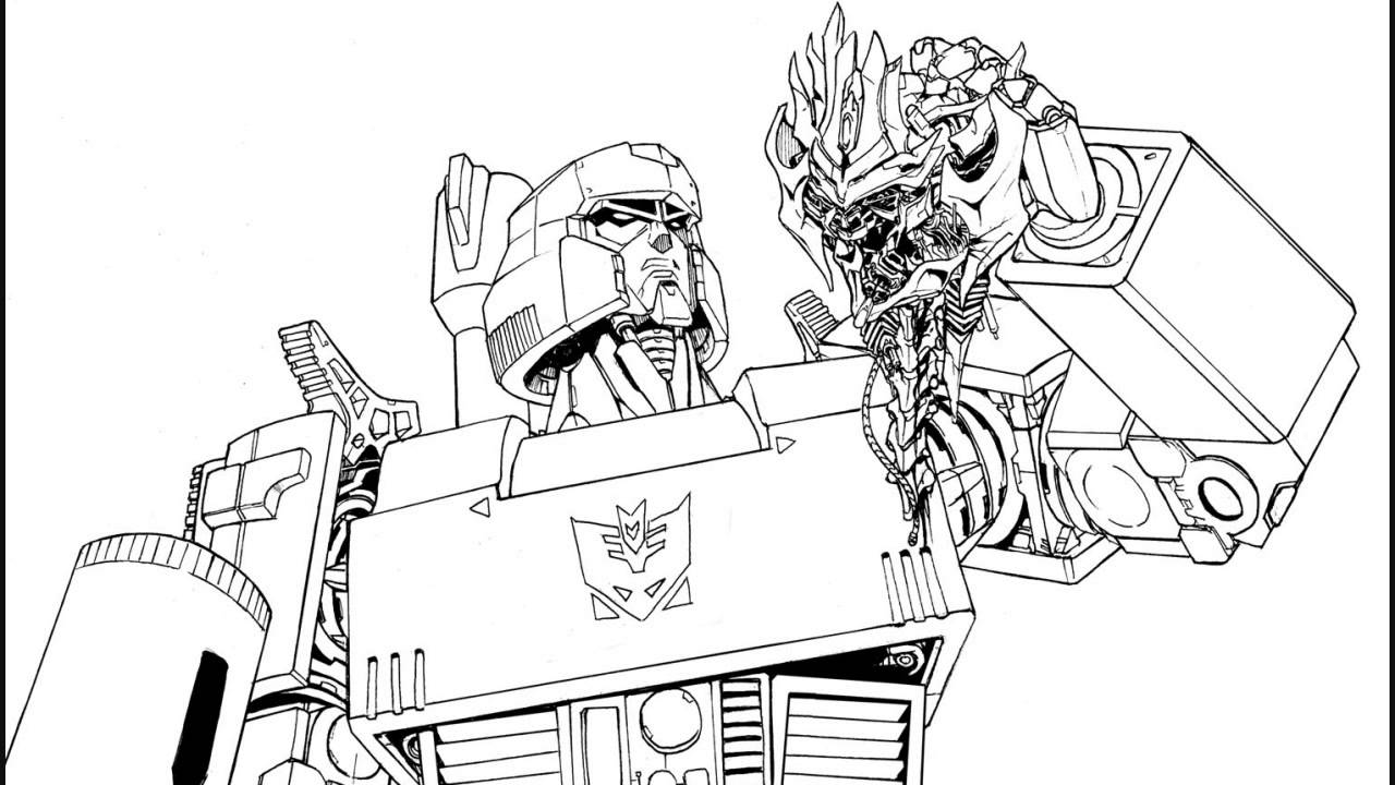"Garth Knight - Megatron ""Your Leader"" (El Líder) Founder Of The Decepticon Uprising