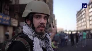 ثورة العراق تلامس القلوب