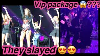 I SAW BLACKPINK LIVE! 🖤💖 IS VIP WORTH IT? 🖤💖