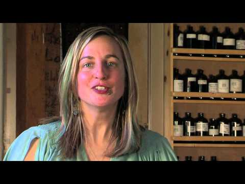 Katie's student experience, Ohlone Herbal Center