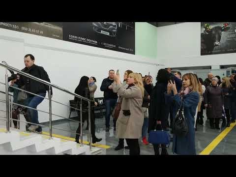 Kolo News: Екскурсія в «Аеропорт–Полтава»