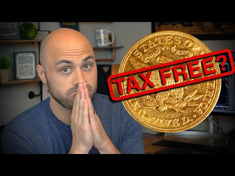 New Bill to REPEAL Taxes on Gold and Silver!