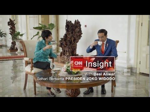 Sehari Bersama Presiden Joko Widodo - Insight With Desi Anwar