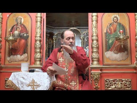 Может ли у женщины небесным покровителем быть святой мужчина? (прот. Владимир Головин, г. Болгар)
