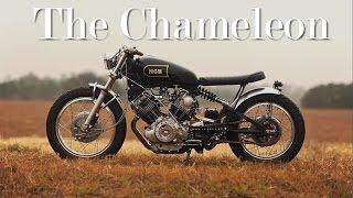 Cafe Racer (Yamaha XV920R/Virago 1100 by Greg Hageman)