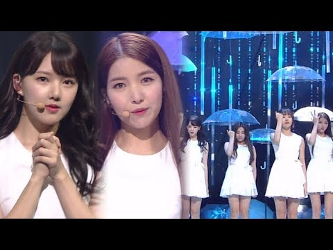 《Comeback Special》 GFRIEND(여자친구) - Summer Rain(여름비) @인기가요 Inkigayo 20170924