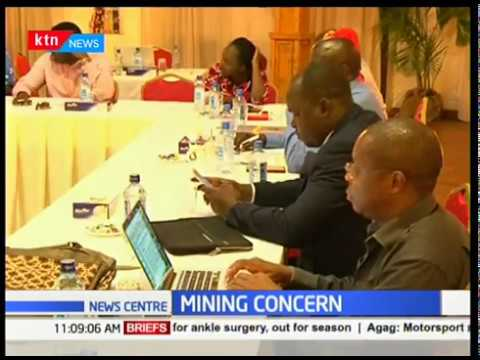 New discoveries in the mining sectors seen as a boost to the country's economy