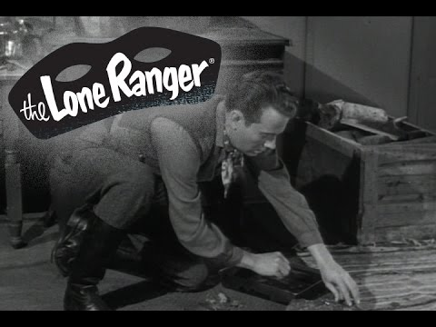 The Lone Ranger - Buried Treasures