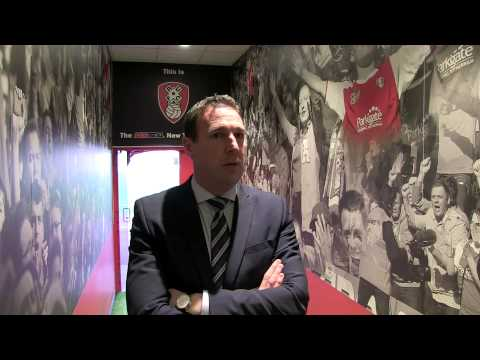 REACTION: 'We stood strong' - Malky Mackay post Rotherham